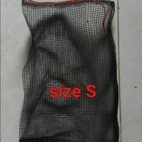 Jaring bio ball filter bag ukuran S