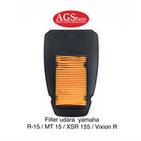 Filter udara yamaha R15 new/MT 15/XSR 155/Vixion R