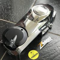 Paket hemat bak CVT Chrome, Cover Bolt, & intake Zelioni 3v