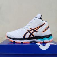 Sepatu Volly Asics Gel Hoop Putih Kualitas Premium Sepatu Badminton 65