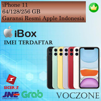 (IBOX) Apple iPhone 11 128GB - Garansi Resmi iBox Apple Indonesia