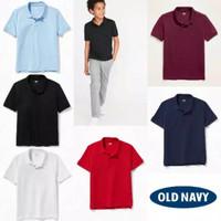kaos polo shirt jersey anak laki laki Oldnavy
