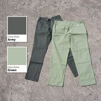 Tubico Chino Pants with Baby Canvas