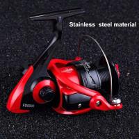 Reel Pancing 12+1 Ball Bearing - Merah FD3000