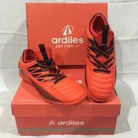 Sepatu futsal anak ARDILES YARRA YERING MERAH/HITAM