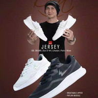 Sepatu Lifestyle   Sneakers EAGLE JERSEY X ANJI ORIGINAL