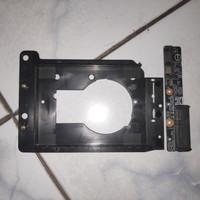 Hardisk bay/dock + modul connector SATA 6Gbps laptop MSI GL62M