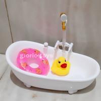 Mainan Mandi Anak Baby Bath Tub Bak Mandi Bayi Dream Bathroom 0929B