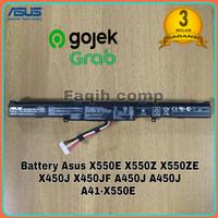 Baterai Batre Asus X550E X550D X550DP X550Z X450J X450JN A41-X550E ORI
