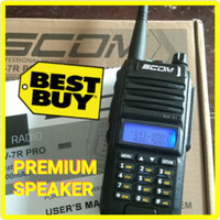 HT SCOM UV7R PRO PREMIUM Dual Band walkie talkie Ht Handy talky