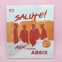 Salute! Asix Bareng AB6IX - Bonus Sticker - oleh F. Rahma