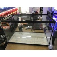 Aquarium 60cm Nikita Warna Hitam