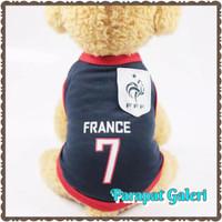 Baju kucing & Anjing Import Motif Football