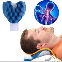 bantal terapi pijat tulang leher