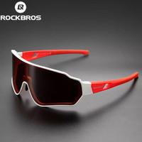 Kacamata Sepeda Rockbros Polarized Photoramic sepeda , motor, ski