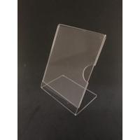 Display Stand Kartu Akrilik/Arcylic (pokemon,yugioh,dll) harga per pcs