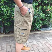 celana pendek santai pria ukuran STANDAR ( L-XL ) katong variasi