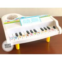 Mainan piano anak animal/ mainan piano musik anak/ mainan alat musik