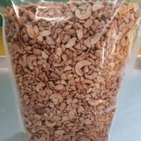 kacang mede pecahan sangrai