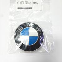 Logo / emblem cap mesin & bagasi bmw e36 E39 E46 E90 ASLI BMW