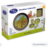 baby safe feeding mealtime collection - fs500