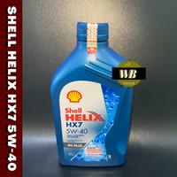 OLI SHELL HELIX HX7 5W-40 (L)