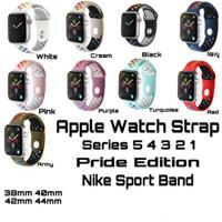 Nike Sport Strap Band Apple Watch series 1 2 3 4 5 38mm 40mm 42mm 44mm - Nike Strap, 38mm