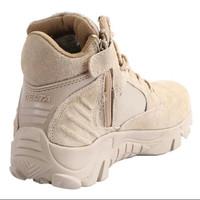 Sepatu delta 6 inch sepatu gunung tactical outdoor army boots gurun