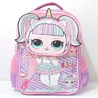 Ransel tas anak sekolah sd lol 17