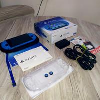 Playstation Vita Slim + 128GB + Aksesoris + Full Game