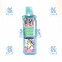 Shampo armani tick / flea untuk kucing kemasan 200ml