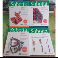 Buku Atlas Anatomi Manusia Sobotta edisi 24