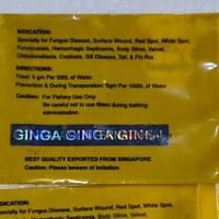 POMATE obat ikan original ori GINGA asli [garansi uang kembali]