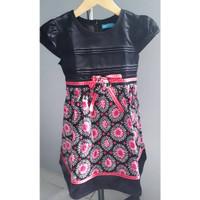 Preloved Dress anak casual Kidz Too Satin 3th