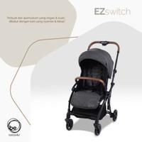 Stroller Kereta Dorong Bayi Baby Elle EZ Switch S523 RS