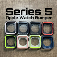 Silicone Nike Bumper Case Apple Watch Series 4 5 40mm / 44mm
