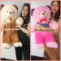 Boneka Beruang Jojon Besar 70cm bagus murah