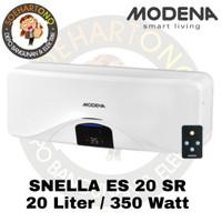 Modena Snella ES 20 SR Water Heater 20 Liter 350 Watt - Pemanas Air