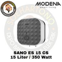 Modena Sano ES 15 CS Water Heater 15 Liter 350 Watt - Pemanas Air