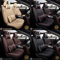 sarung jok mobil kulit mbtech high quality all new rush terios brv DLL
