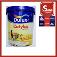 CAT DULUX CATYLAC 25 KG 44177 SUPER WHITE