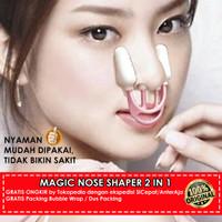 alat pemancung hidung permanen asli nose up magic nose shaper 2 in 1