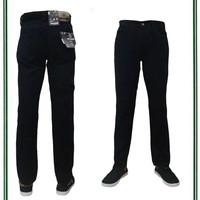 Celana panjang jeans standar pria Merek Nevada ukuran 27-38