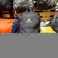 Tas Ransel Eiger Basecamp 20L Black Original Murah