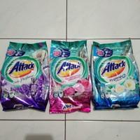 Attack Detergent konsentratt 800gr utk mesin cuci,laundry