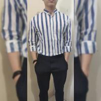 Mango man stripe shirt original