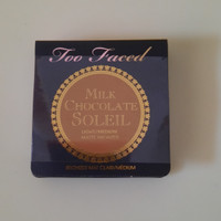 Too Faced Chocolate Soleil bronzer (2.5 gr).