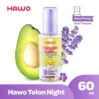 Hawo Minyak Telon with Avocado Oil Plus Lavender Oil (Night) 60 m