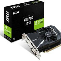 VGA card MSI Geforce GT 1030 AERO ITX 2G OC 2Gb DDR5 garansi