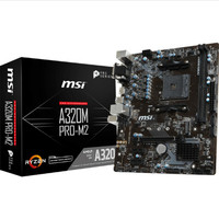 Motherboard MSI A320M Pro M2